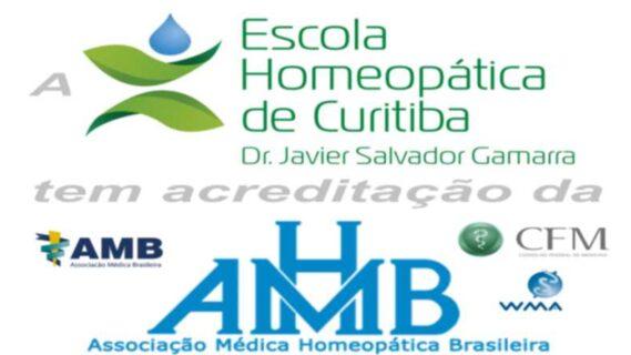 Certificado de Acreditação pela AMHB