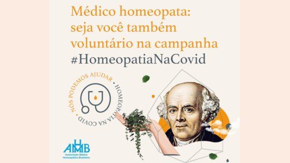 Campanha Homeopatia Na Covid